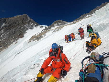 The South Col & Summit Push Decision