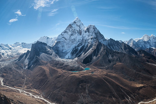 Mt. Everest Sponsorship