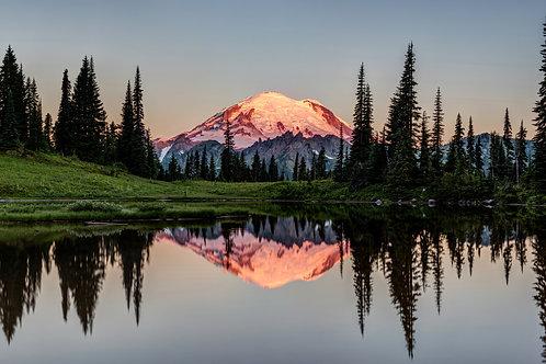 Mt. Rainier Sponsorship