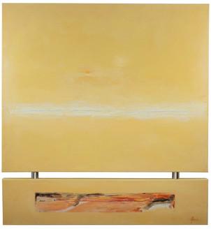 NEW !  'Yellow Sunset 3'
