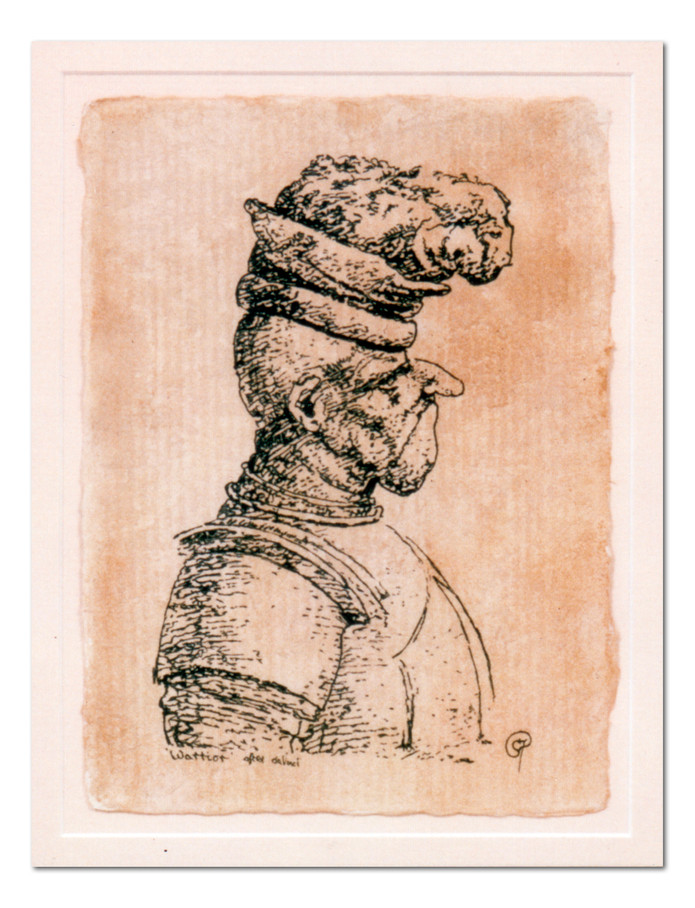 'Da Vinci Warrior III'