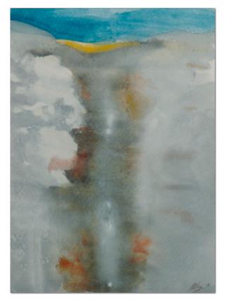 'Grey Seascape'