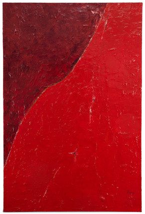 NEW !   'Red Abstract 5'
