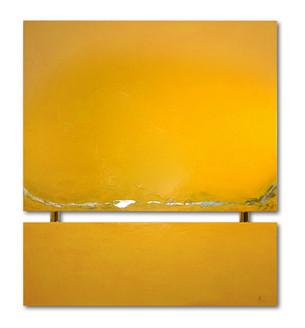 'Yellow Abstract 3'