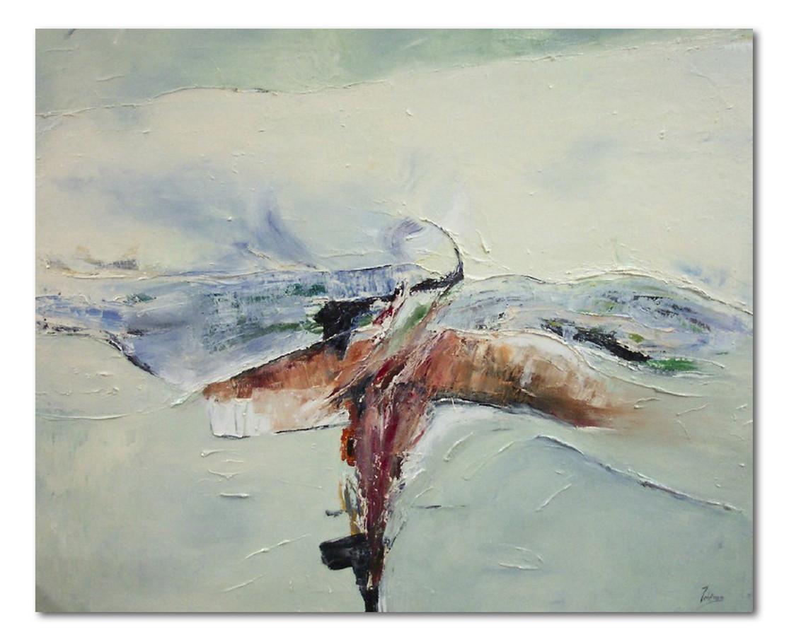 'Leda At Sea'