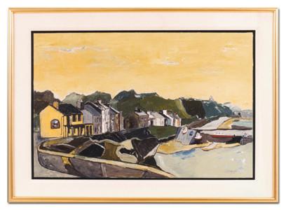 'Roundstone Harbour'