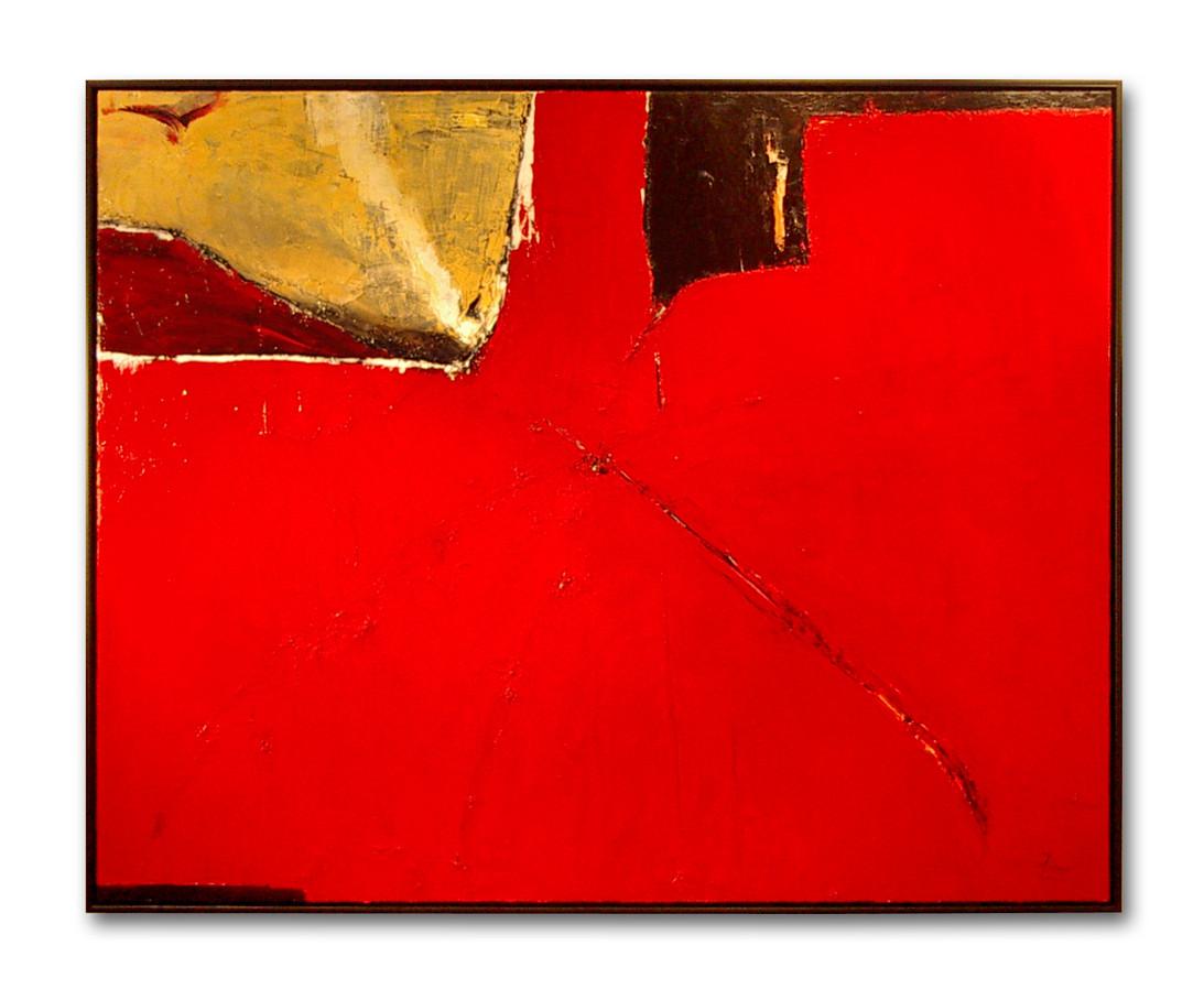 'Red Landscape 1'