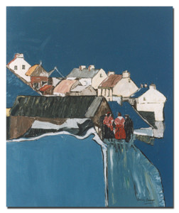 'Aran Islands Hamlet'