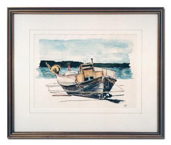 'Fishing Boat'