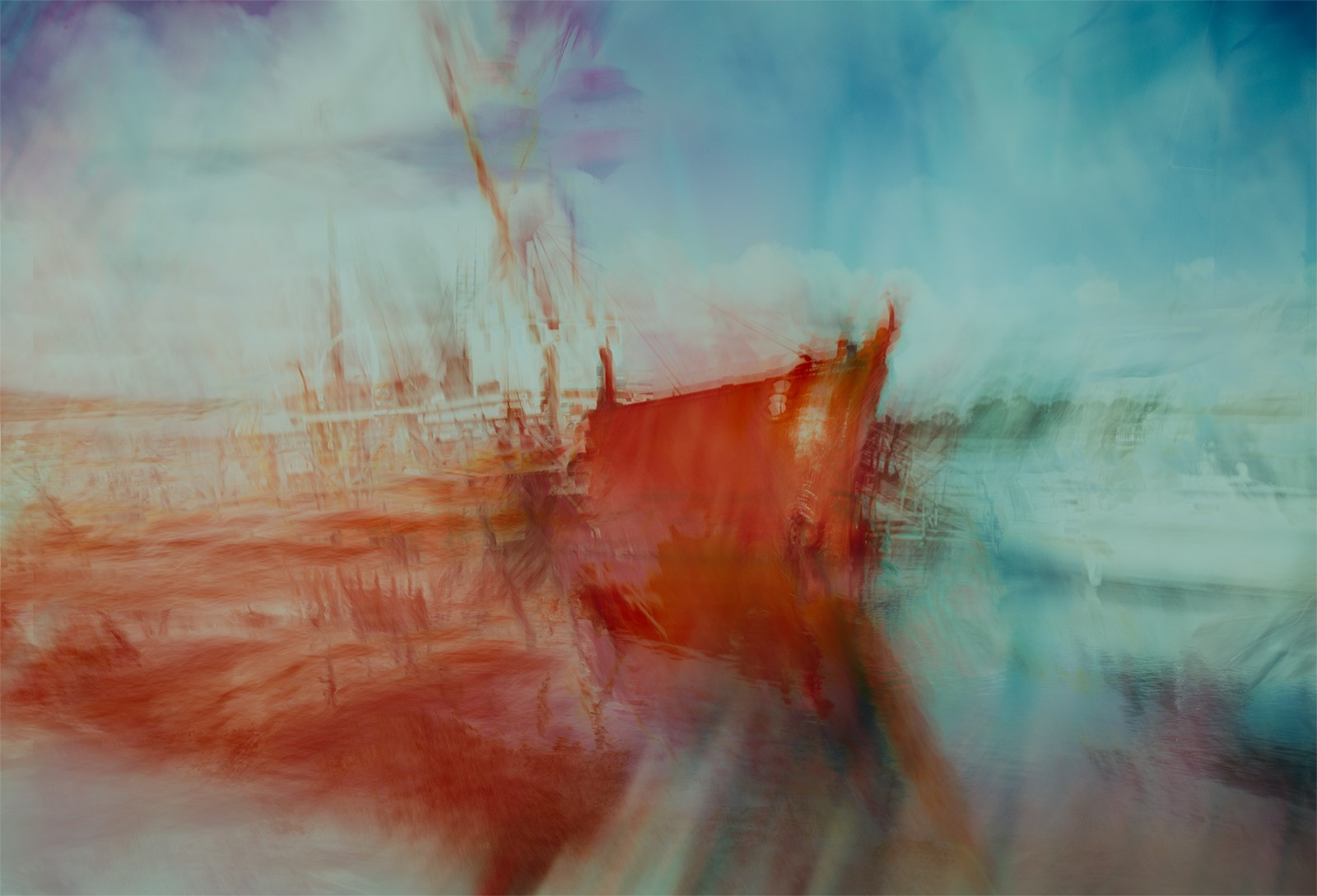 'The Light Ship' by Peter Adams (11 marks)