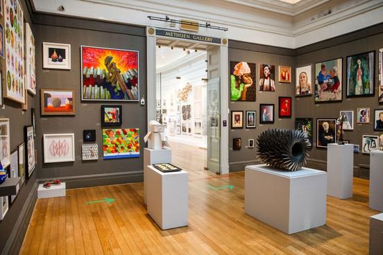 RWA 168 Annual Open Exhibtion 2020 - 2021