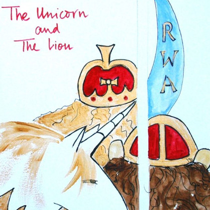 The Unicorn and the Lion