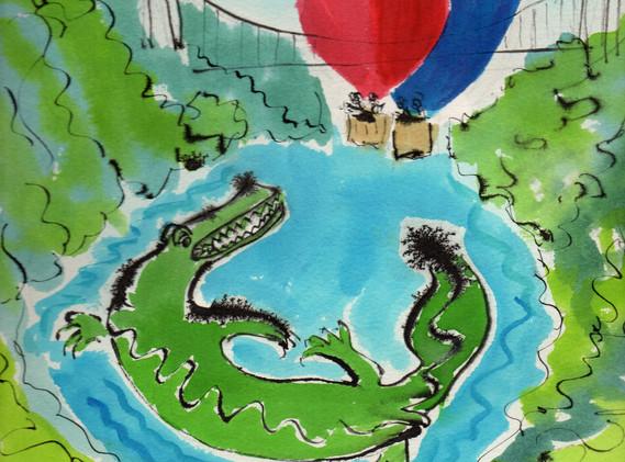 Bristol Crocodile