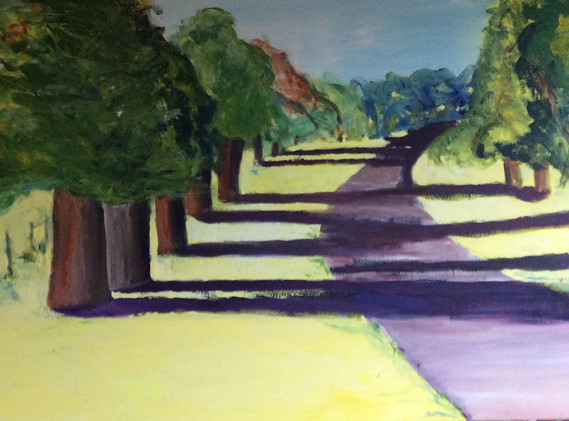 Summer Avenue,Tyntesfield