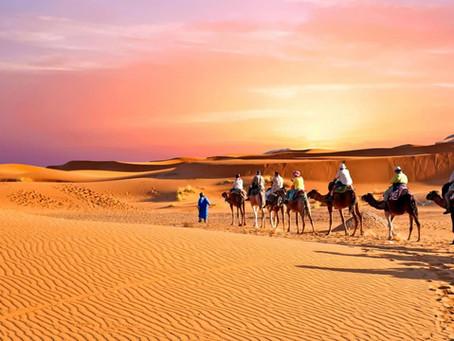 Μαρόκο's calling