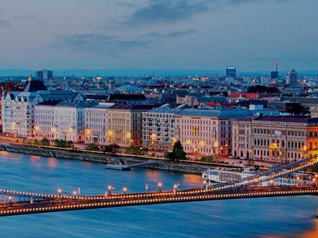 There is no such place as Budapest!