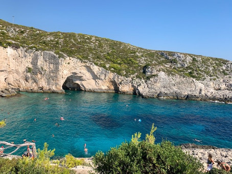 Zante : A place you'd love to get shipwrecked