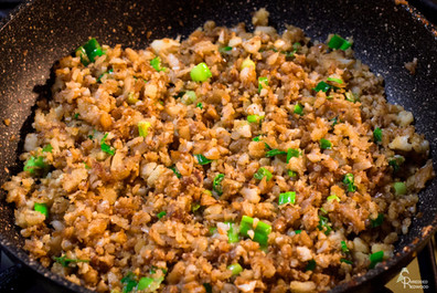 Breaded Tilapia Fried Rice (LC)
