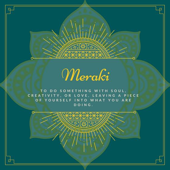 Meraki and the Sacred Oath