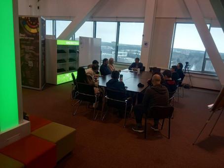 Компания Элрон приняла участие во встрече с АМКБ в г. Новосибирск