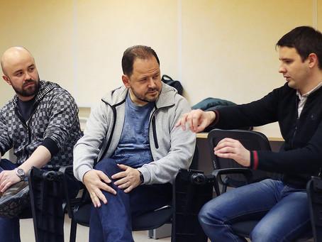 В Академпарке прошла рабочая встреча резидентов