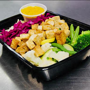 Tofu Keto Meal