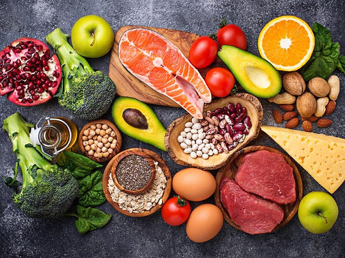 Personalized Nutrition Plan