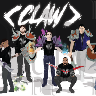 <claw> Guild Poster