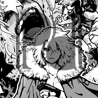 My Hero Academia Shigaraki Coloring Page