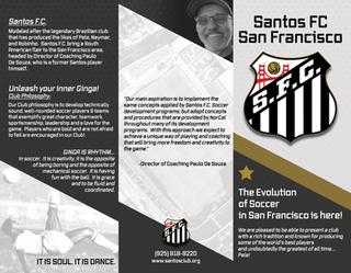Santos FC SF Brochure Outside