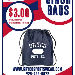 Cinch Bag Flyer