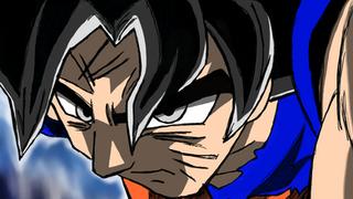 Ultra Instinct Goku Time Lapse