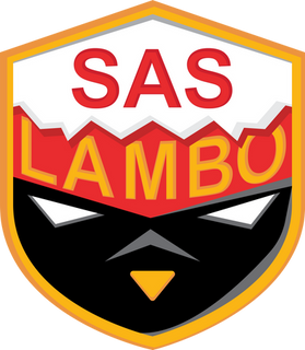 SAS Lambo New Logo Crest