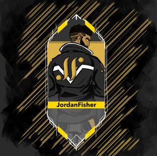 Jordan Fisher / Phoenix Crossover