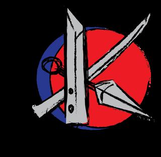 Katonen K Logo Sketch