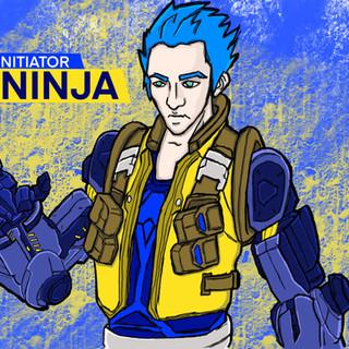 Ninja / Breach Crossover