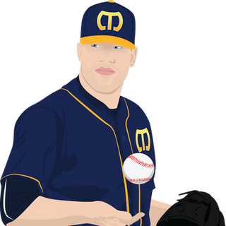 Trevor May Baseball Player