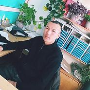 Самат Карыпбаев социальный работник Чолпонского айыл окмоту Кочкорского района Нарынской области