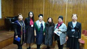 Кыргыз мамлекетин негиздөөчүлөрүнүн жаркын элесине