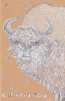 Le bison blanc