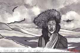 Quelque part au Tibet
