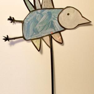 Marionnettes, oiseaux