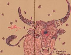 Magique taureau
