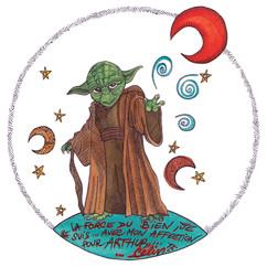La force du bien, Yoda