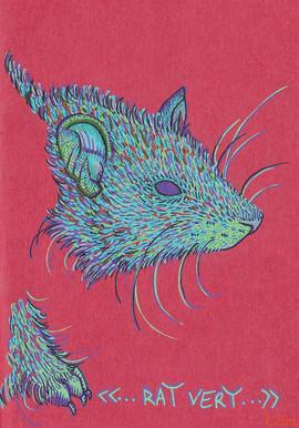 Rat vert