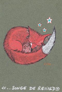 Songe de renard