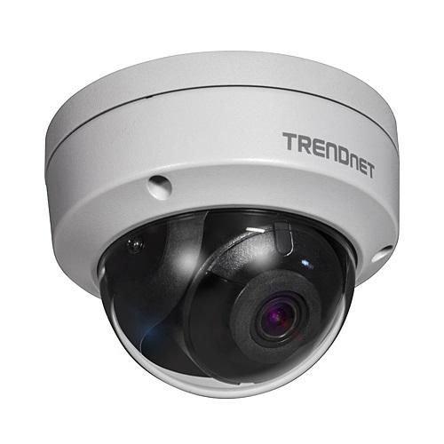 Trendnet TV-IP319PI Indoor/Outdoor 8MP 4K H.265 WDR PoE IR Dome Network Camera