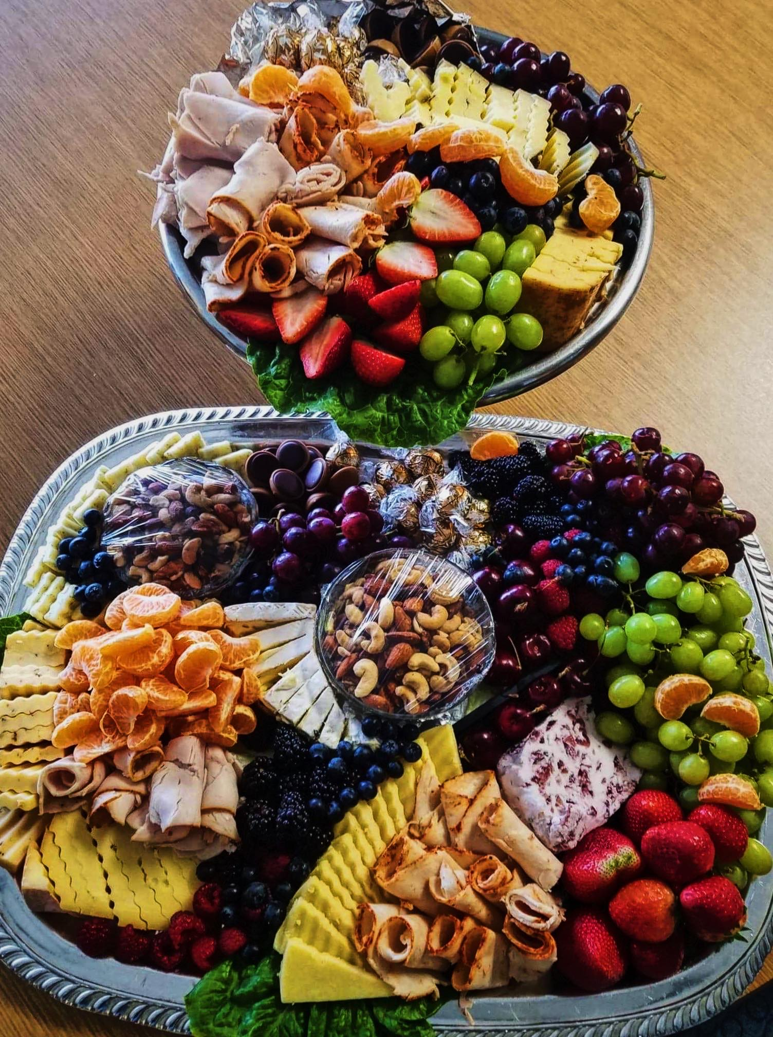The Everything Fruit Platter
