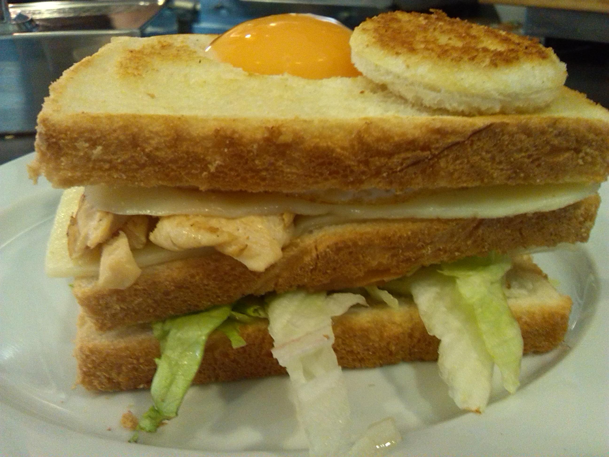 Sandwich Arcada