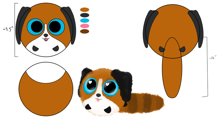 Spec Sheet Dog